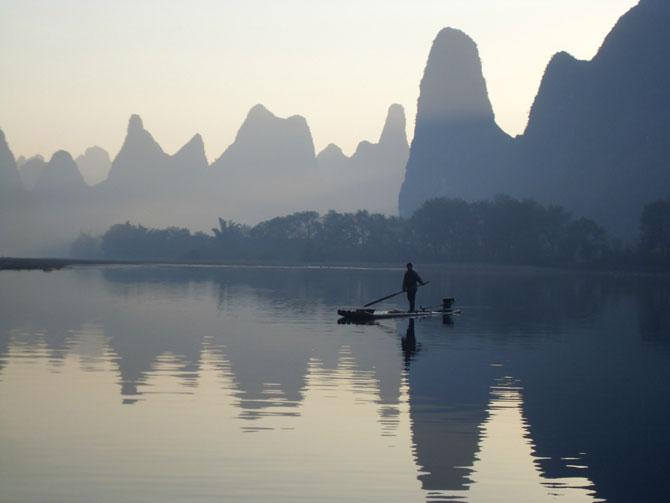 Живописная река Лицзян