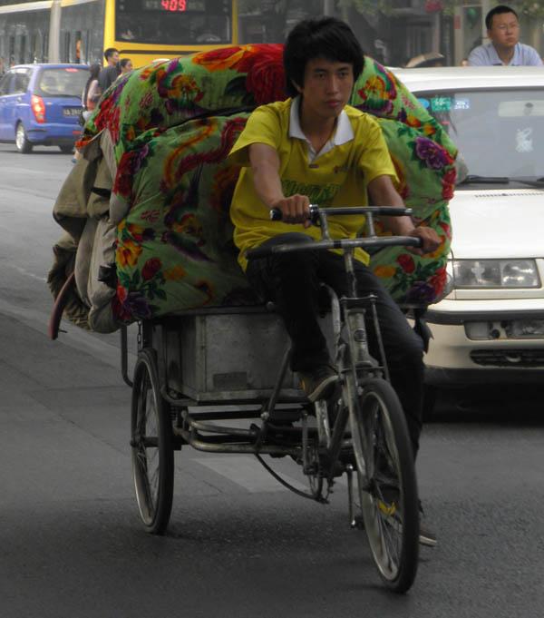 Китайское транспортное средство
